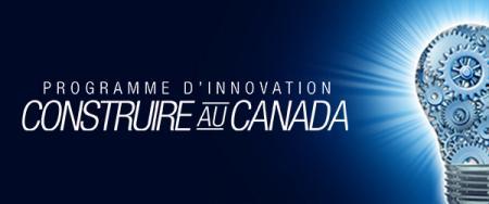 Un image qui représent le Programme d'innovation Construire au Canada (PICC)